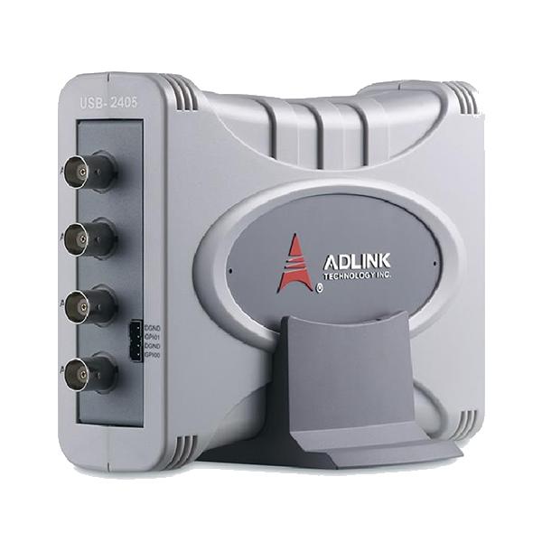 Módulo USB IEPE com 4 canais 24-Bit 128kS/s USB-2405